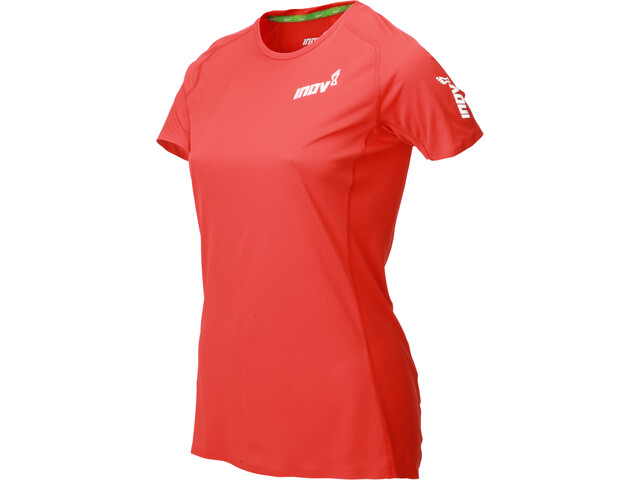 inov-8 Base Elite Camiseta Manga Corta Mujer, red